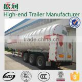 High Quality Low Price Hot selling LNG semi trailer From shengrun china supplier