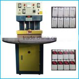 JZM Stainless steel blister packing machine for cell phone part