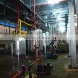 Installation and debugging waste tire fuel oil recycling plant best technological process