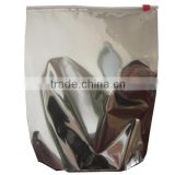Mylar foil food stand up pouch/laminated stand up pouch/foil plastic pouch for food packing