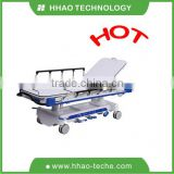 Emegency Stretcher Trolley / hydraulic / height adjustable / X-ray