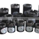 Wireline Diamond Imp And Surface Set BWL NWL HWL PWL Core Drill Bits Mining Drilling Hole