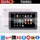 9 inch tablet pc with webcam MTK8312 Bluetooth FM GPS Full Function Android 4.4 B