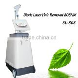 Semiconductor Hair Removal Instrument 808 Diode Laser Machine Portable