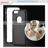 2016 most popular laser anti gravity engraving cell phone case for iphone 4 5 6 7 s ce se plus