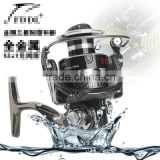 CS Wholesale Salt fishing fishing reel Spinning Reels full metal 12+1 Ball Bearings Fishing Gear fishing Reel