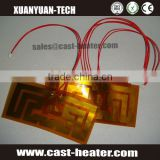 Die-cut Polymide Film Heater pad for PCB