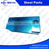 China Manufacture Sheet Metal Stamping Bending Punching Carbon Steel parts with Powder Coating