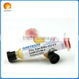 In stock Ametech 10cc RMA-223 bga solder paste for repair all kind motherboards bga flux