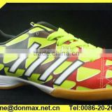Popular Colorful Indoor soccer shoes Hot sale Football boots Factory RB Sole Soccer Boots