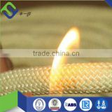 10mm waxed kevlar rope aramid cord