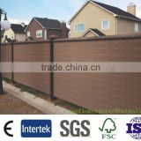 Hot sale wpc wall panel for outdoor, cheap composite decking material, wpc product