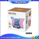 2016 Hot selling funny chirldren toys , wooden block , block toys