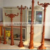 outdoor street cast iron lighting pole