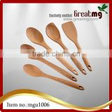Cooking utensil Bamboo Kitchen Tools Wooden Spoons Bamboo Utensils