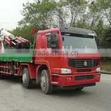 HOWO Series Truck With Crane