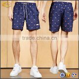 2017 design your own board shorts 100%polyester waterproof 4 way stretch custom board shorts for man