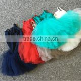 LM2369Q 2017 new summer baby party dresses fashion halter tutu ballet dress