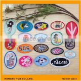 Cartoon Kids Clothes Baby Embroidered Patches