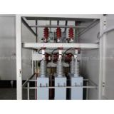 TBB pole type high voltage capacitor reactive auto parallel compensation outfit for power factor correction