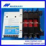 Dual power automatic transfer switch / ATS, AC 230/110V, transfer time 0.1-0.2s, 3P, 4P
