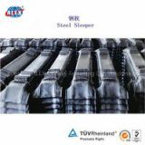 Steel Sleeper for railroad construction, Manufacturer steel sleeper