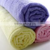 wholesale best selling bamboo cotton small square hand towels, bamboo baby wipes