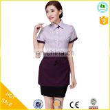 Cheap dress waitress uniform wholesale