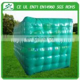 Hot sale inflatable paintball bunker wall/ inflatable paintball bunker factory(Running Fun)