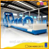 AOQI products exciting water slide inflatable giant with free EN14960 certificate