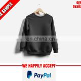 factory wholesale mens cotton sweatshirts