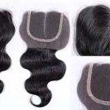 Brown Peruvian Cuticle Virgin Hair Weave Natural Color