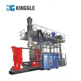 Hot on sale full automativ HDPE pp plastic traffic Road barrier extrusion blow molding machine