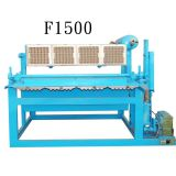 paper pulp egg fruit tray face mask molding machine/egg tray making machine