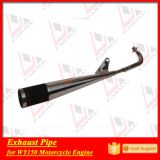 250cc exhaust silencer muffler motorcycle exhaust pipe