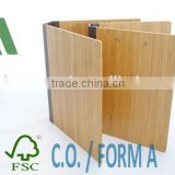 Bamboo Binder (File Holder)/file clipper/file folder