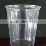 Different sizes of disposable PET deli cup with lid, plastic food container,clear PET fruit case