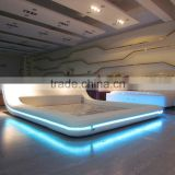 fancy bedroom furniture sets LED lighting bed                                                                         Quality Choice
