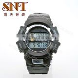 SNT-SP012B cute teenage fashion plastic sport watch