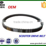 High quality kevlar aramid scooter drive belt 7167K for Yamaha 50cc scooter