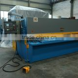 hydraulic pendulum metal sheet cutting machine