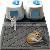 Pet Dog Cat Puppy Dish Bowl Food Water Placemat /cat litter mat/cat toilet mat with large size                                                                         Quality Choice