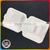 6'' 8'' 9'' Clamshell Bagasse Food Container                                                                         Quality Choice