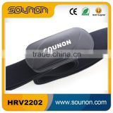 HRV Heart Rate Monitor Chest Strap, Bluetooth 4.0 Heart Rate Monitor, Polar Heart Rate Monitor for Iphone and Samsung