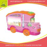 Educational Baby learning car with music and drawing board