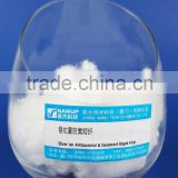 Nano grade Silver Ion Antibacterial and Deodorant pet bottles recycle polyester staple fibe