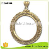 China Manufacturer Wholesale Custom Stainless Steel Coin Bezels                                                                         Quality Choice