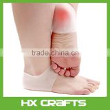 Silicone heel cover Protective Cracked Feet Pressure Pain Relief Socks for Foot Care Protectors