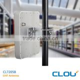electronic queue management system CLOU RFID reader