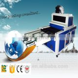 Dongguang hgh speed uv curing machine for screen printing uv drying system uv light nail dryer forTM-700UVF-B
